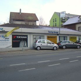 Garage plus - Aussenansicht